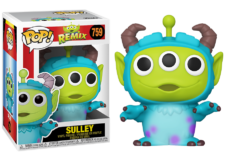Funko Pop! Alien Remix: Sulley #759