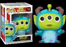 Funko Pop! Alien Remix: Sulley #759