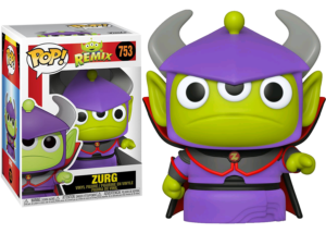 Funko Pop! Alien Remix: Zurg #753