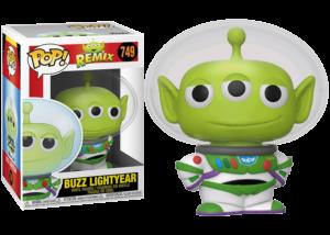 Funko Pop! Alien Remix: Buzz #749