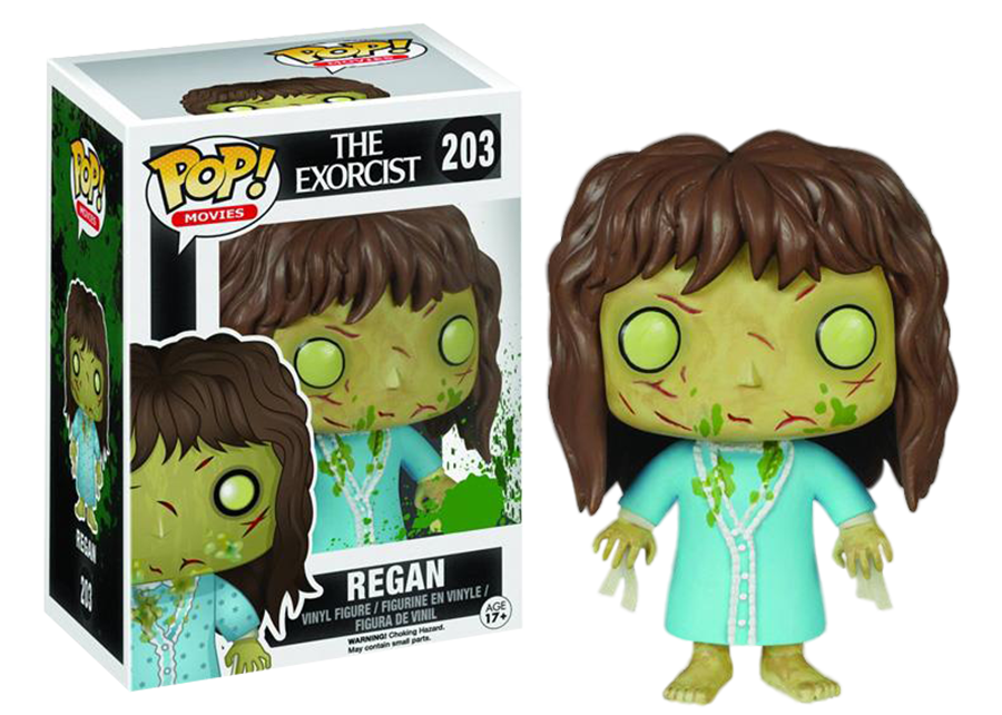Funko Pop! The Exorcist: Regan #203