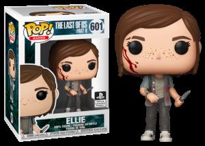 Funko Pop! The Last of Us: Ellie #601