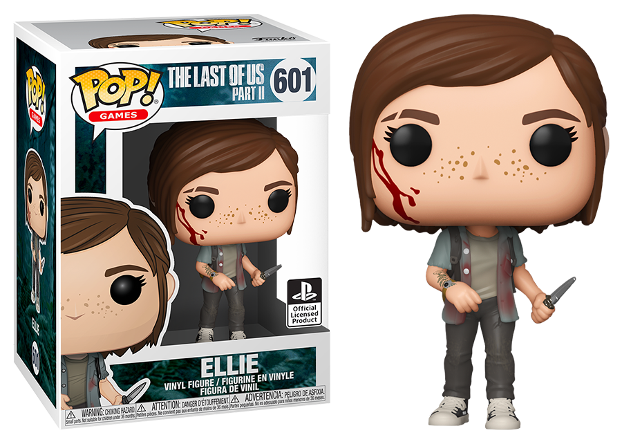 Funko Pop! The Last of Us: Ellie #601