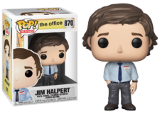 Funko Pop! The Office: Jim Halpert #870