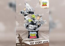 Toy Story D-Stage: Galaxy Special Edition