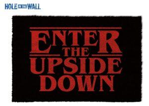 Doormat: Stranger Things - Enter the Upside Down