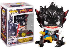 Funko Pop! Venomized Doctor Strange (gitd) #602