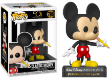 Funko Pop! Walt Disney Archives: Classic Mickey #798