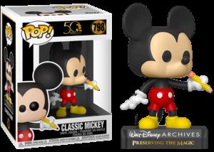 Funko Pop! Walt Disney Archives: Classic Mickey #798