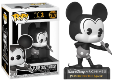 Funko Pop! Walt Disney Archives: Plane Crazy Mickey #797