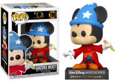 Funko Pop! Walt Disney Archives: Sorcerer Mickey #799