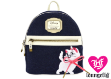 Loungefly: The Aristocats Marie Denim Mini Backpack
