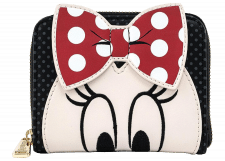 Loungefly: Minnie Mouse Wallet Polka Dot