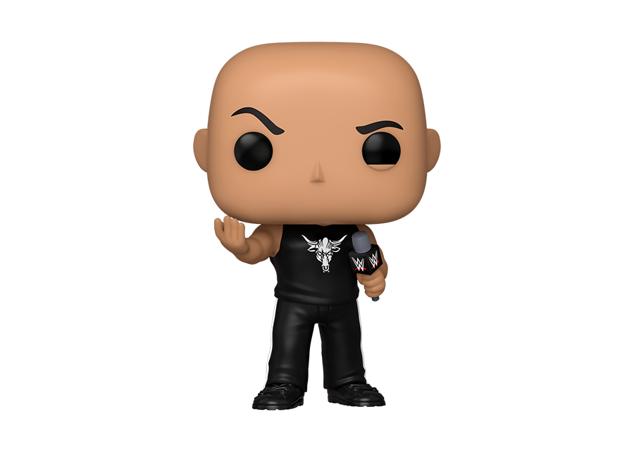 Funko Pop! WWE: The Rock