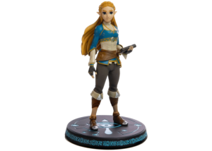 First 4 Figures: Breath of the Wild Zelda