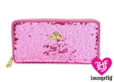 Loungefly: Sleeping Beauty Reversible Sequin Wallet