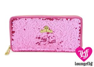 Loungefly: Sleeping Beauty Reversible Sequin Wallet