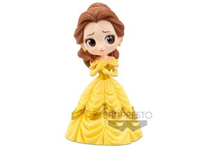 Q-Posket: Beauty and the Beast: Belle (Yellow Dress)