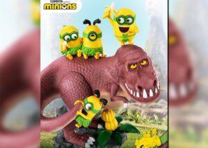 Beast Kingdom D-Stage: Minions Prehistoric