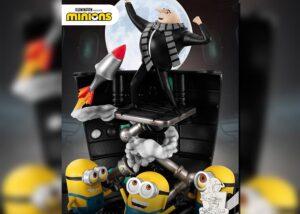 Beast Kingdom D-Stage: Minions Stealing Moon