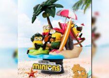 Beast Kingdom D-Stage: Minions Paradise