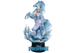 Beast Kingdom D-Stage: Frozen 2 - Elsa