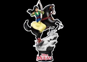 Beast Kingdom D-Stage: Mulan on Khan
