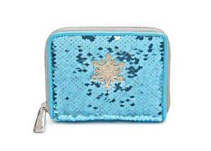 Loungefly: Frozen Elsa Sequin Wallet