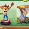 First 4 Figures: Crash Bandicoot