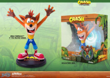 First 4 Figures: Crash Bandicoot