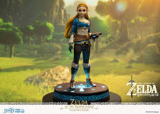 First 4 Figures: Breath of the Wild Zelda Collector's Edition