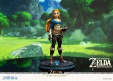 First 4 Figures: Breath of the Wild Zelda
