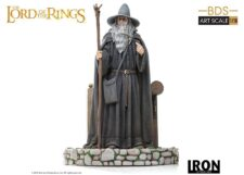 Iron Studios: Lord of the Rings - Gandalf the Grey