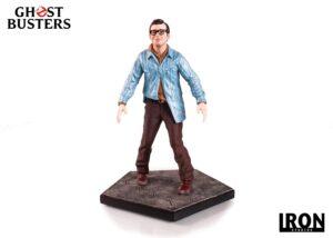 Iron Studios: Ghostbusters - Louis (Exclusive)