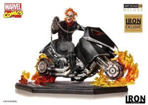 Iron Studios: Marvel Comics Ghost Rider CCXP Exclusive