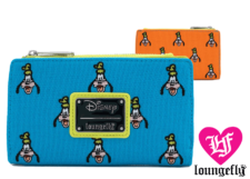 Loungefly: Goofy All Over Print Wallet