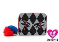 Loungefly: Harley Quinn Eyes Wallet