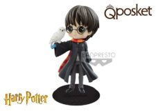 Q-Posket: Harry Potter - Harry with Hedwig (B)