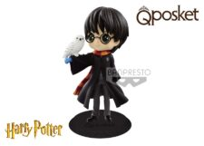 Q-Posket: Harry Potter - Harry with Hedwig (A)