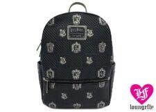 Loungefly: Harry Potter Hogwarts Crests Mini Backpack