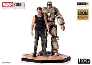 Iron Studios: Marvel Iron Man Mark 1 CCXP Exclusive