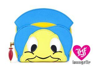 Loungefly: Pinocchio Jiminy Cricket Wallet