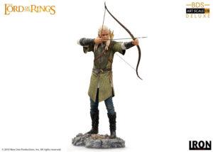 Iron Studios: Lord of the Rings - Legolas