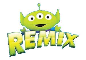 Pixar Alien Remix