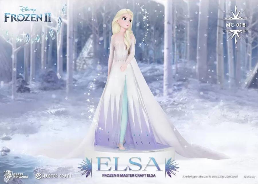 Beast Kingdom Master Craft: Frozen 2 - Elsa
