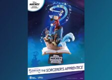 Beast Kingdom D-Stage: Sorcerer's Apprentice Mickey