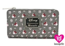 Loungefly: Minnie with Flowers Wallet