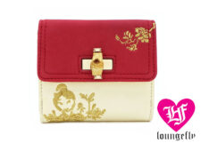 Loungefly: Mulan Bamboo Lock Wallet