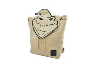 Loungefly: NBC: Oogie Boogie Burlap Backpack