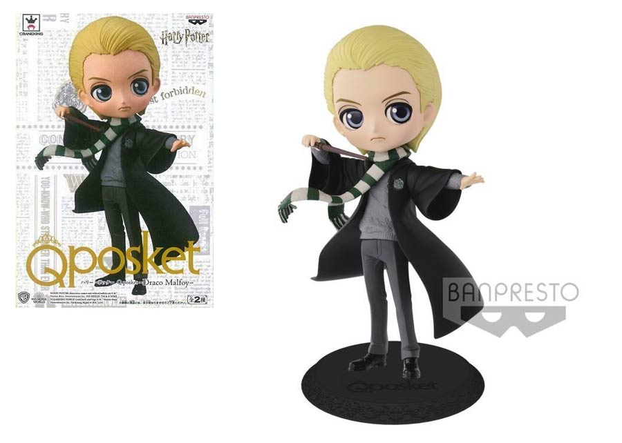 Q-Posket: Harry Potter - Draco Malfoy (A)